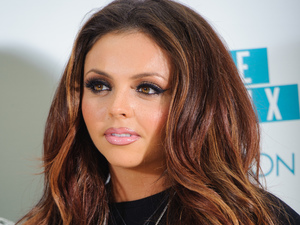 Jesy Nelson at the launch of Little Mix 'Collection' make up range