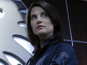 Cobie Smulders in 'Marvel's Agents of SHIELD' episode 1