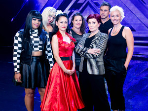 The X Factor Over-25s with Sharon Osbourne