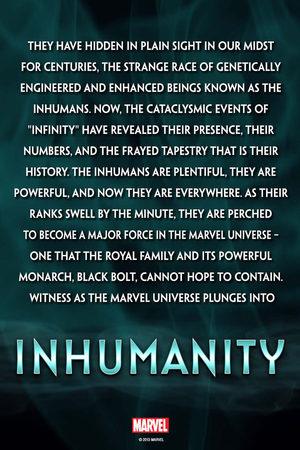 'Inhumanity' #1