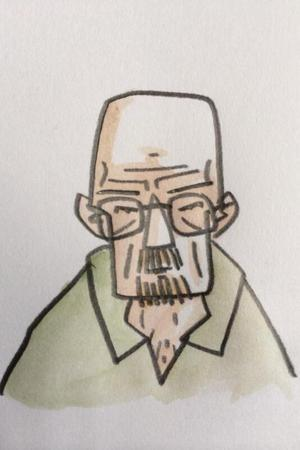 Dan Berry's 'How to Draw Walter White'