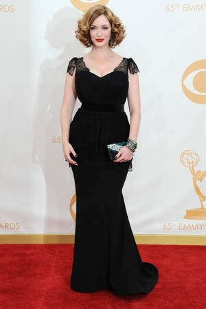 2013 Primetime Emmy Awards: Christina Hendricks