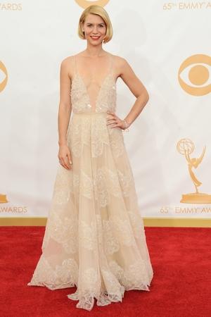 2013 Primetime Emmy Awards: Claire Danes