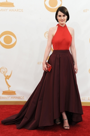 2013 Primetime Emmy Awards: Michelle Dockery