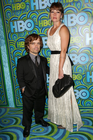 HBO's Annual Primetime Emmy Awards Post Award Reception at The Plaza Peter Dinklage, Erica Schmidt