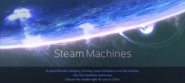 Steam Machines teaser