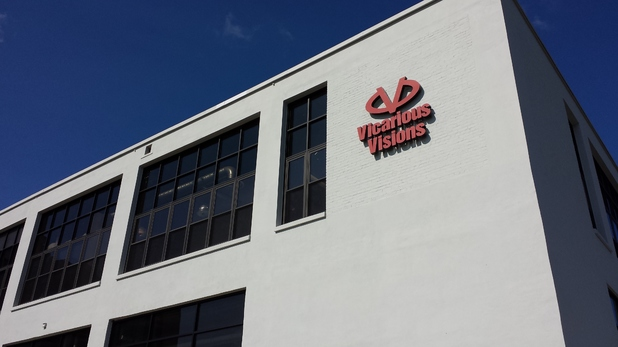 Vicarious Visions New York office