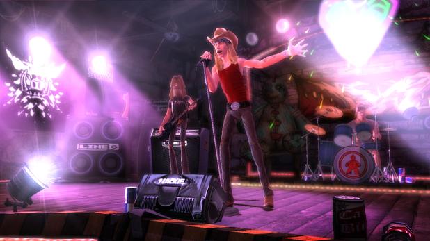 Guitar Hero: Legends of Rock