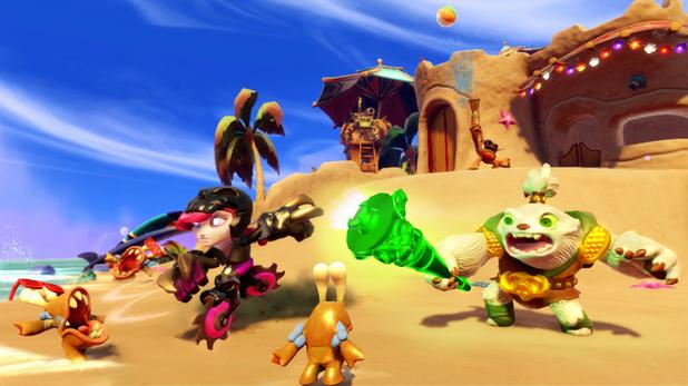 'Skylanders Swap Force' screenshot