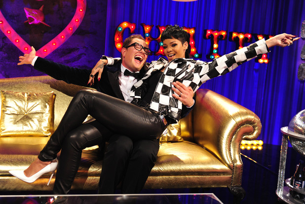 Rihanna on Alan Carr Chatty Man