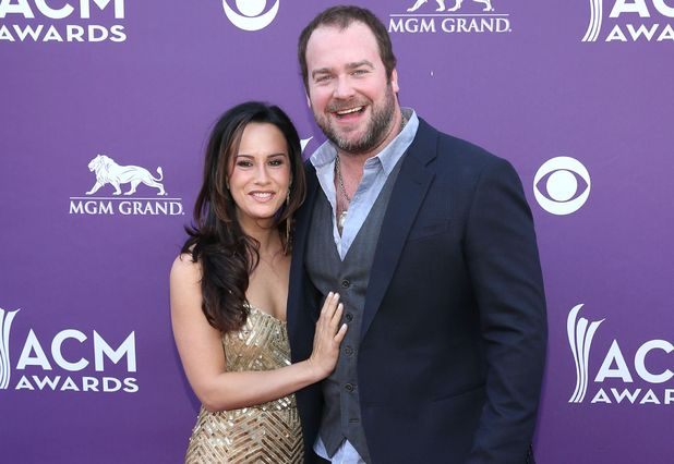 Lee Brice and wife Sara Reeveley