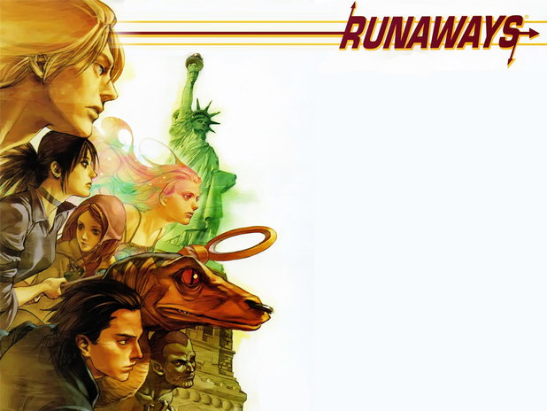 'Runaways' artwork