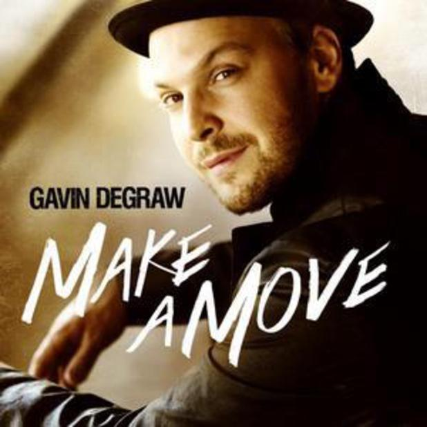 Gavin DeGraw - 'Make a Move' album cover