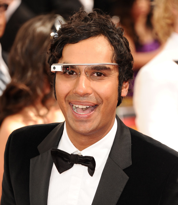 Actor Kunal Nayyar attends the 65th annual Primetime Emmy Awards at Nokia Theatre L.A. Live on September 22, 2013 in Los Angeles