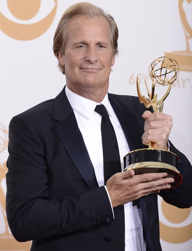 Primetime Emmy Awards 2013: The big winners show off their trophies