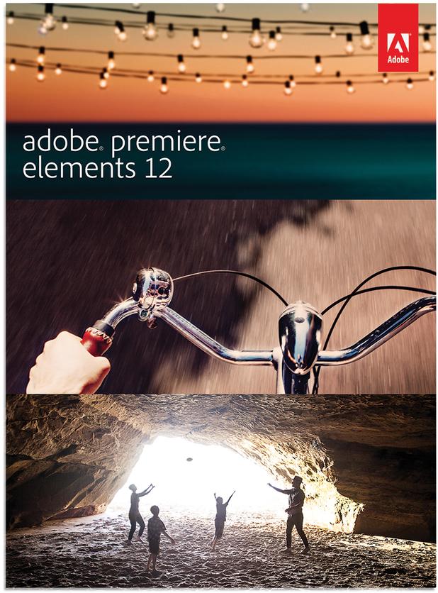 Adobe Premiere Elements 12 box art