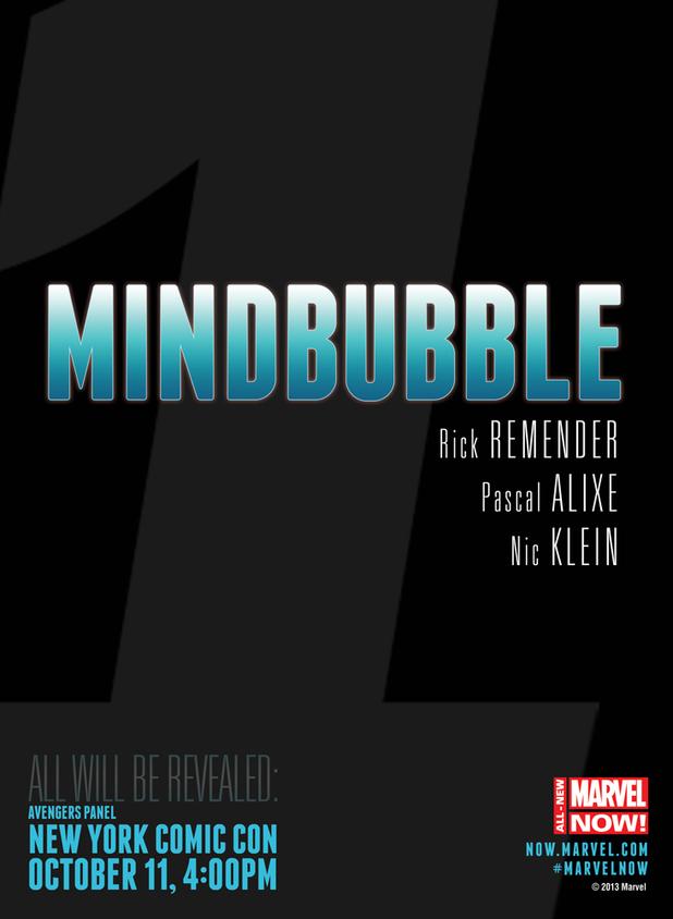 Rick Remender's 'Mindbubble' teaser