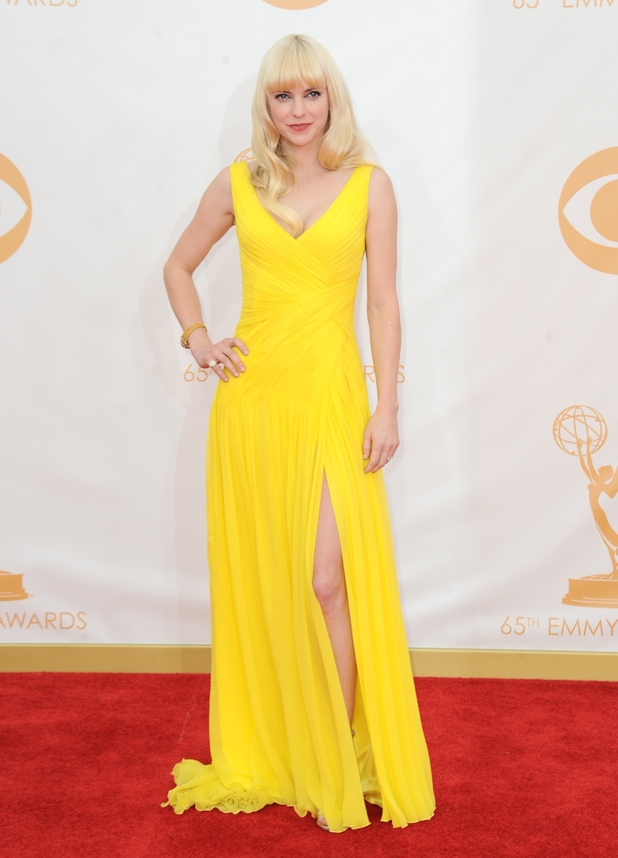 2013 Primetime Emmy Awards: Anna Faris