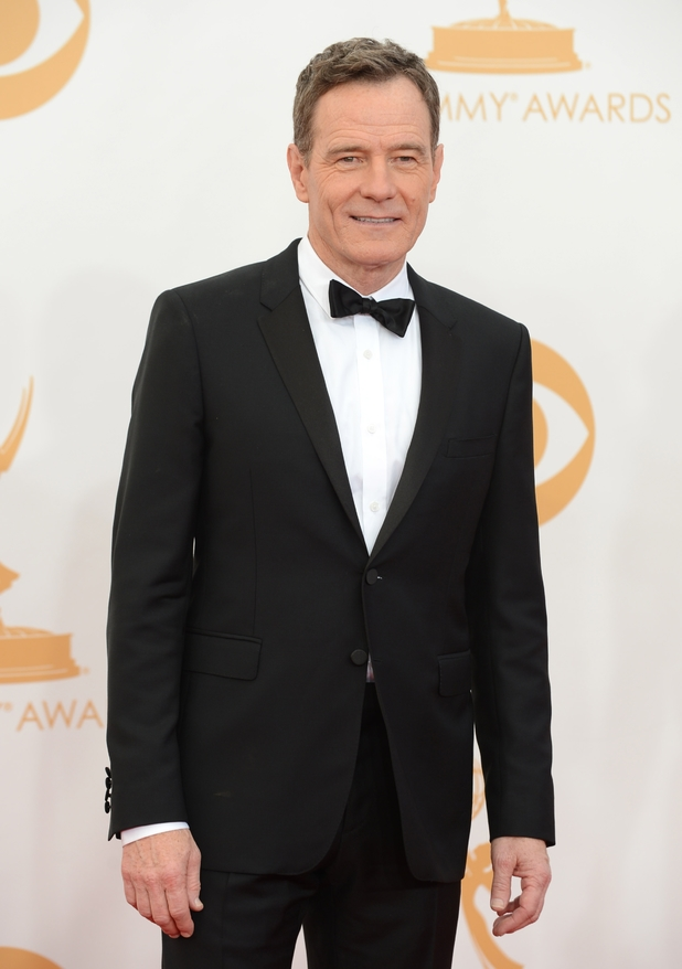 2013 Primetime Emmy Awards: Bryan Cranston