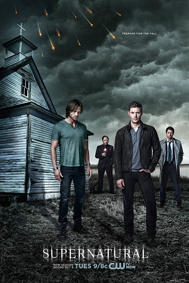 Supernatural - 9ª Temporada Completa [MP4 - HDTV - Legendado] - Torrent
