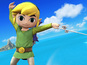Toon Link amiibo unlocks Hyrule Warriors item