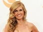 Connie Britton talks odd jobs at Emmys