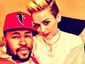 Mike WiLL Made It's rep says his relationship with Miley Cyrus is professional.