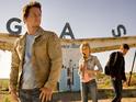 Mark Wahlberg stars in Michael Bay's latest Transformers blockbuster.