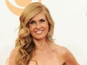 Connie Britton makes confession on the Emmys red carpet.
