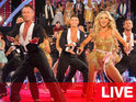 Eight more celebrities get their fake tan on and hit the BBC dancefloor.