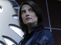 The How I Met Your Mother star reprises her role as SHIELD's Maria Hill.