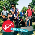The Vamps 'Can We Dance' single artwork.