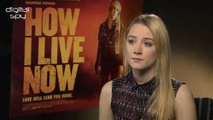 Saoirse Ronan on Star Wars, Avengers 2 and Ryan Gosling
