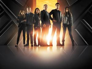 Agents of SHIELD variant covers