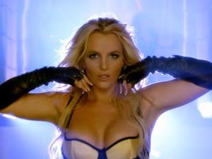 Britney Spears 'Work Bitch' music video