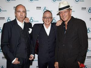 The Clash, Mick Jones, Topper Headon, Paul Simonon