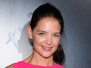 the 'Gravity' premiere at AMC Lincoln Square Theater on October 1, 2013 Katie Holmes