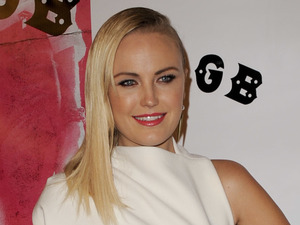 CBGB West Coast Red Carpet Special Screening Malin Akerman