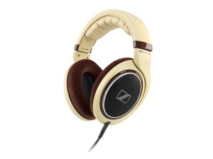 Sennheiser HD 598 headphones.