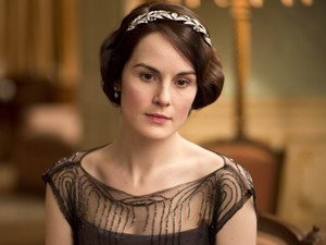 Michelle Dockery as Lady Mary in 'Downton Abbey' episode 3