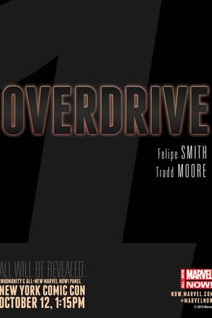 Marvelt's 'Overdrive' NYCC teaser