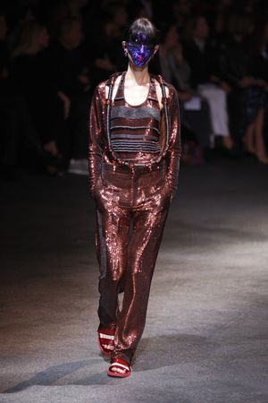 Givenchy show, Spring Summer 2014, Paris Fashion Week, France - 29 Sep 2013