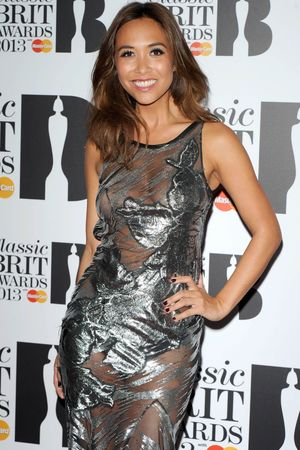 Classical Brit Awards, Royal Albert Hall, London, Britain - 02 Oct 2013 Myleene Klass
