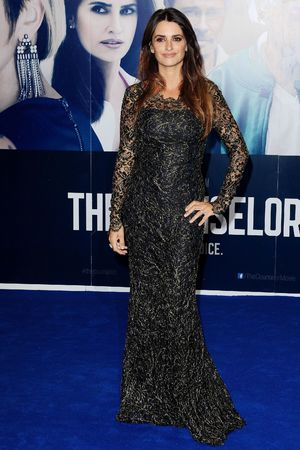 Penelope Cruz 'The Counselor' film screening, London, Britain - 03 Oct 2013