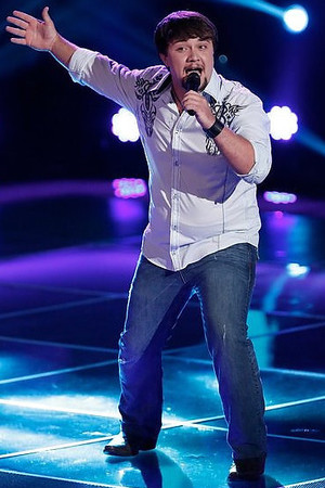 The Voice - blind auditions episode 3: Justin Blake