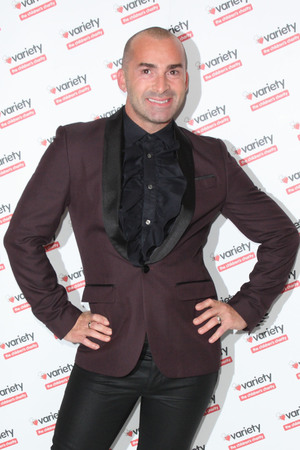 Louie Spence at Variety Club Ball