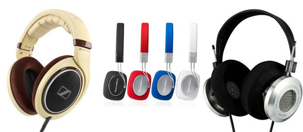 Composite headphones image
