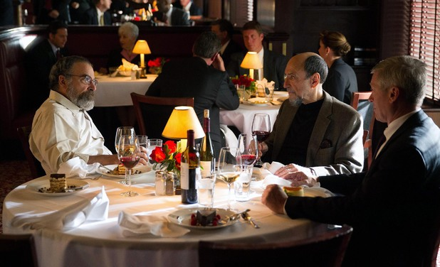 Mandy Patinkin and F. Murray Abraham in 'Homeland' Season 3 premiere 'Tin Man Is Down'