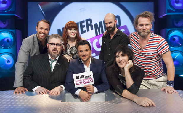 Never Mind the Buzzcocks: October 14, 2013: Jason Gardiner, Phil Jupitus, Ana Matronic, Peter Andre, Charles Cave, Noel Fielding, Tony Law