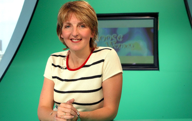 Kaye Adams on 'Loose Women'
